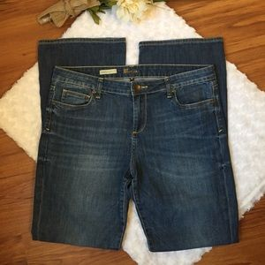 """Kut from the Kloth """"Farrah Baby Bootcut"""" size 16"""